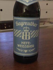 Bayreuther Hefe Weissbier