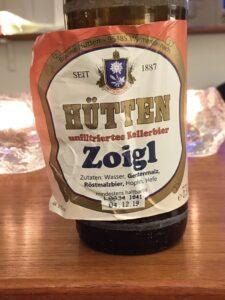 Hütten Zoigl